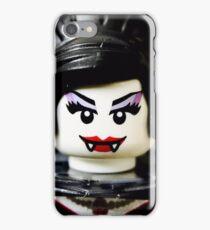 Lego Spider Lady minifigure iPhone Case/Skin