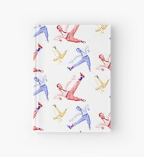 Jumping Fred Flash 1 Hardcover Journal