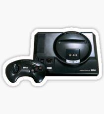 SEGA Mega Drive  Sticker