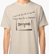Scrubs (white) Classic T-Shirt