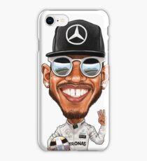 Lewis Hamilton 2016 iPhone Case/Skin