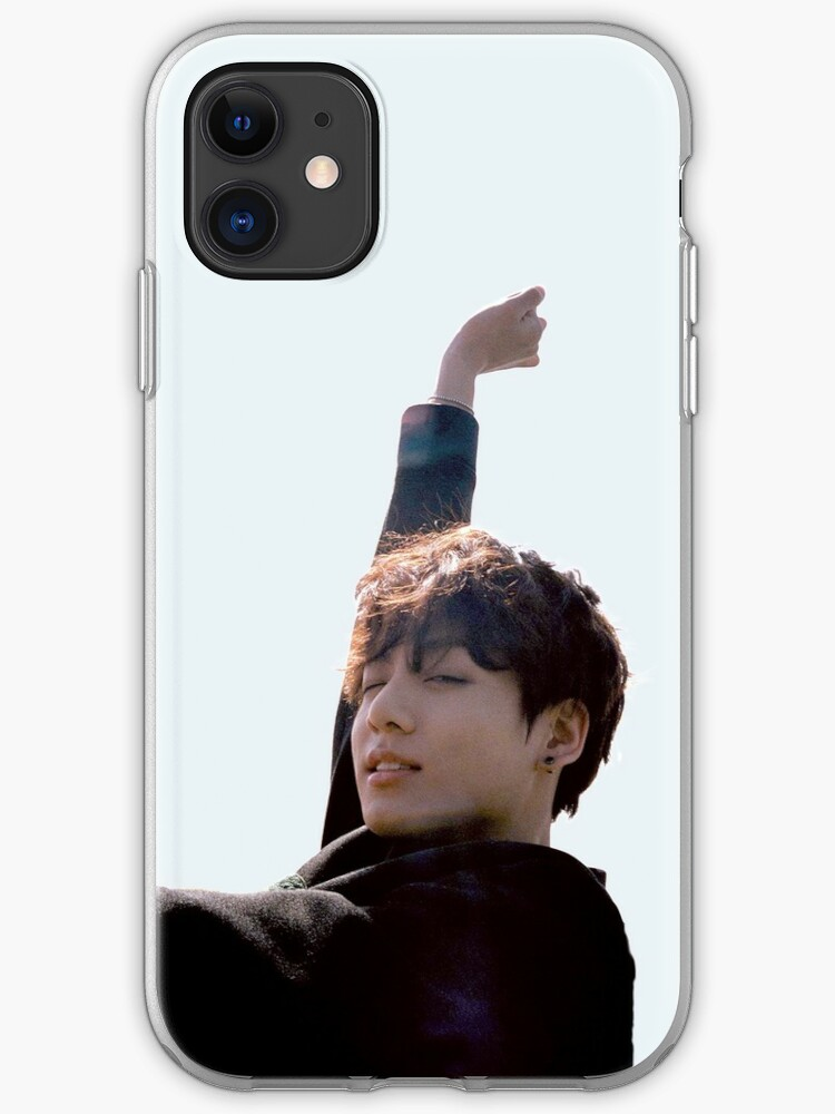 BTS YOUNG FOREVER DOODLE iphone case