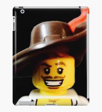Lego Swashbucker minifigure iPad Case/Skin