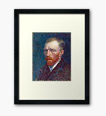 Vincent van Gogh Self-Portrait Framed Print