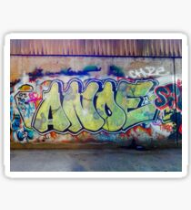 """Ande"" Graff Sticker"