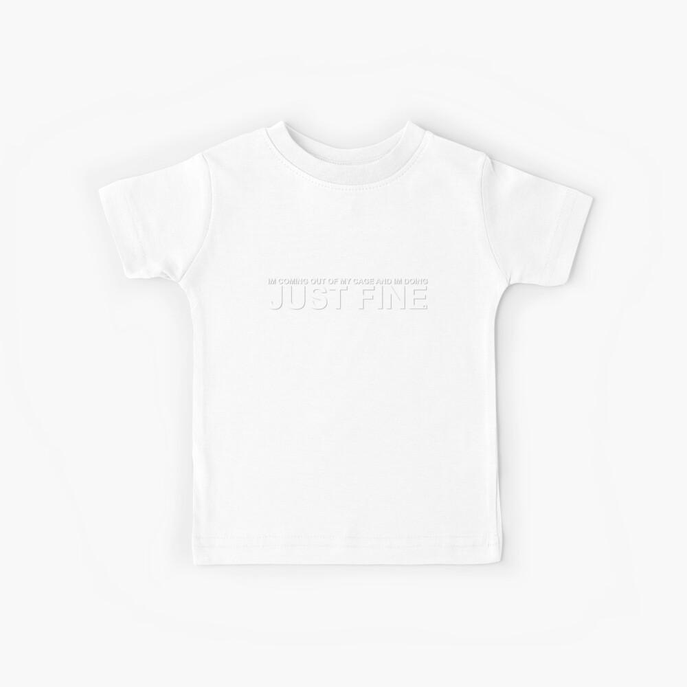 Herr Brightside des Lebens Kinder T-Shirt