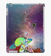 Dandy Vacation. In Space iPad Case/Skin
