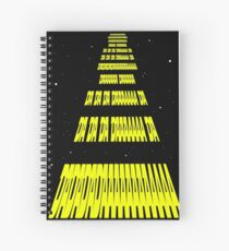 Phonetic Star Wars Spiral Notebook