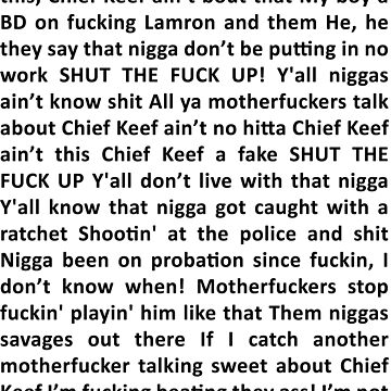 chief keef by dpfelix
