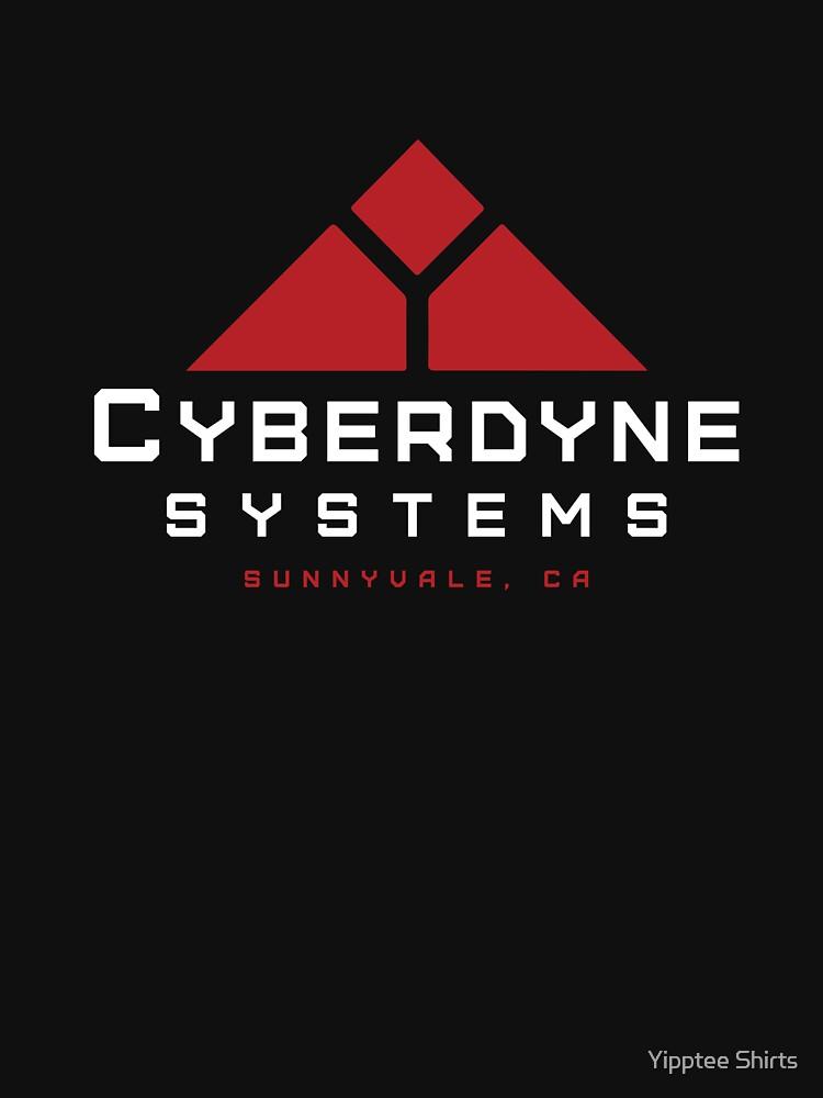 Cyberdyne Systeme T-Shirt von dumbshirts