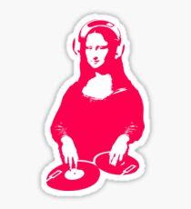 Lets Dance With DJ Monalisa Sticker