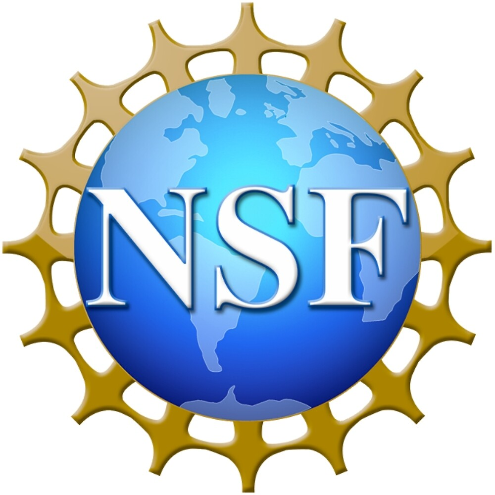 National Science Foundation  >> National Science Foundation Logo By Ninjakitas Redbubble