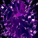 A Splash of Purple by Marie Sharp