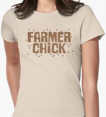 Farmer chick T-Shirt