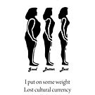 Cultural Currency Haiku by katherine montalto