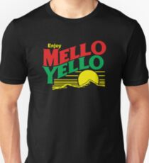 MELLO YELLO - DAYS OF THUNDER - TOM CRUISE Unisex T-Shirt