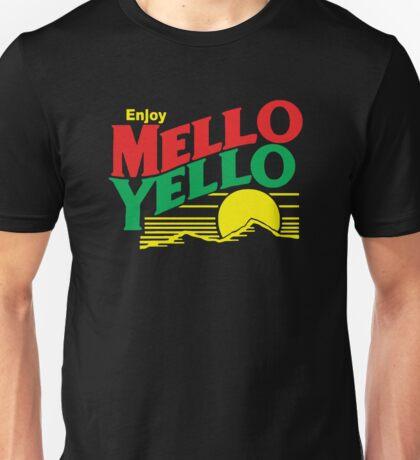 MELLO YELLO - DAYS OF THUNDER - TOM CRUISE Unisex T-Shirt