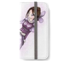 Lily Mode- Shy et Vituperium iPhone Wallet/Case/Skin