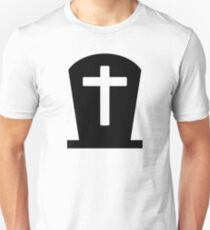 Grave cross Unisex T-Shirt