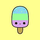 Cute yummy ice lolly by peppermintpopuk