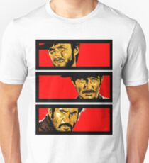 Western duel Unisex T-Shirt