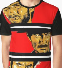Western duel Graphic T-Shirt