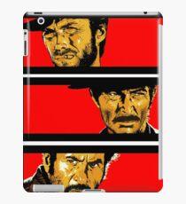 Western duel iPad Case/Skin