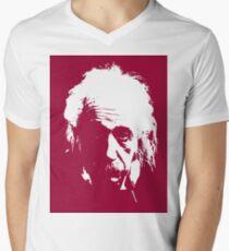 E=Mc2. Men's V-Neck T-Shirt