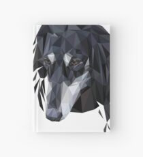 Saluki Hardcover Journal