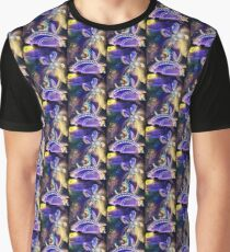 Flower and someone  Graphic T-Shirt