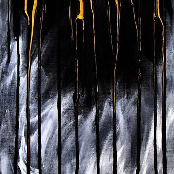Golden Drips by hauscat