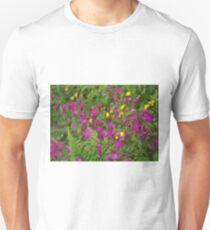 Pink Campion Unisex T-Shirt