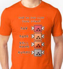Monster Hunter STEAK Unisex T-Shirt