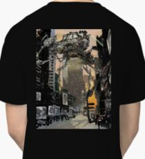 Invasion of the Earth Classic T-Shirt