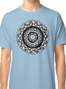 Full Moon Mandala Classic T-Shirt
