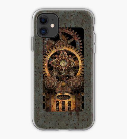 Infernal Vintage Steampunk Machine #2 Phone Cases iPhone Case