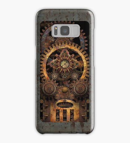 Infernal Vintage Steampunk Machine #2 Phone Cases Samsung Galaxy Case/Skin
