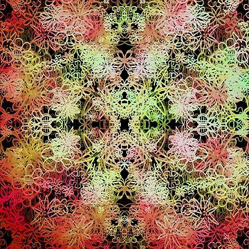 space flower 3 by lupamannara36