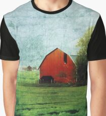 Visions of A Barn Graphic T-Shirt