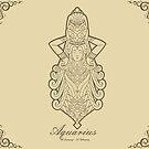 Aquarius gold by elangkarosingo