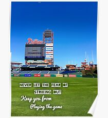 Phillies Poster