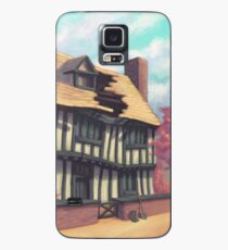 Tranquil house Case/Skin for Samsung Galaxy
