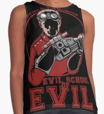 Dr. Horrible's Evil School of Evil Contrast Tank