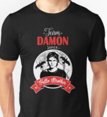 Team Damon Salvatore Unisex T-Shirt