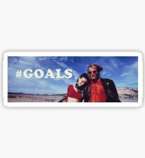 NATURAL BORN KILLERS - #GOALS Sticker