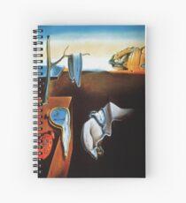Dali Spiral Notebook