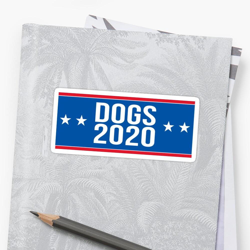 Perros 2020 Pegatina