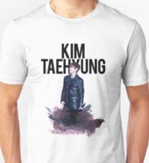 Kim Taehyung Water Color T-Shirt