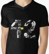 42 Men's V-Neck T-Shirt