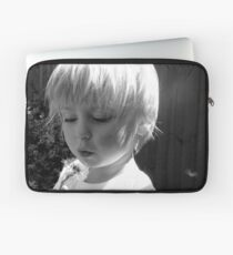 What's the time? Laptop Sleeve
